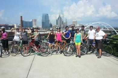 cyclingthecity
